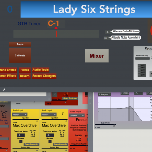 Lady Six Strings